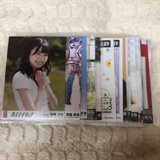 エイチケーティーフォーティーエイト(HKT48)のHKT48 劇場盤 生写真(女性タレント)