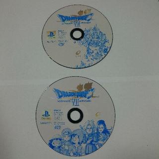 プレイステーション(PlayStation)の【プレステ用ソフト】ドラゴンクエスト7(家庭用ゲームソフト)