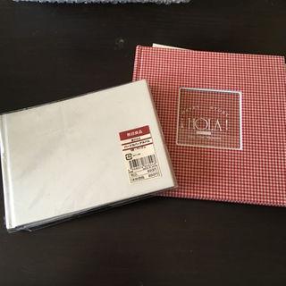 ムジルシリョウヒン(MUJI (無印良品))の写真 アルバム セット 無印良品 MORITA(その他)