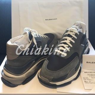 バレンシアガ(Balenciaga)のchain1128様専用 BALENCIAGA バレンシアガ 新品 トリプルS(スニーカー)