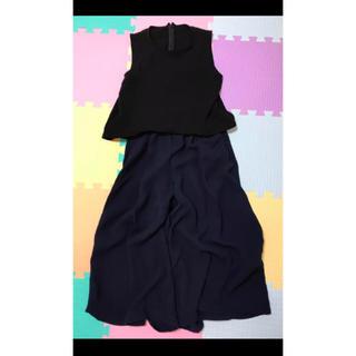 ジーユー(GU)のパンツ ドレス(その他)