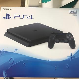 プレイステーション(PlayStation)のPS4 本体(家庭用ゲーム本体)