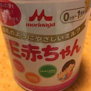 モリナガニュウギョウ(森永乳業)の森永E赤ちゃん ミルク(哺乳ビン)