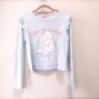 ハニーシナモン(Honey Cinnamon)のハニーシナモン    トップス(Tシャツ(長袖/七分))