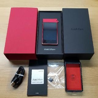 アイリバー(iriver)のAK100Ⅱ Type-S Red Hot Astell&Kern ハイレゾ(ポータブルプレーヤー)
