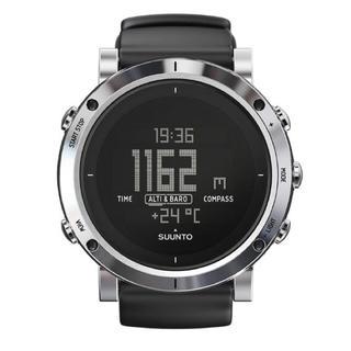 スント(SUUNTO)のSUUNTO コア ブラッシュドスティール アウトドア SS020339000(腕時計(デジタル))