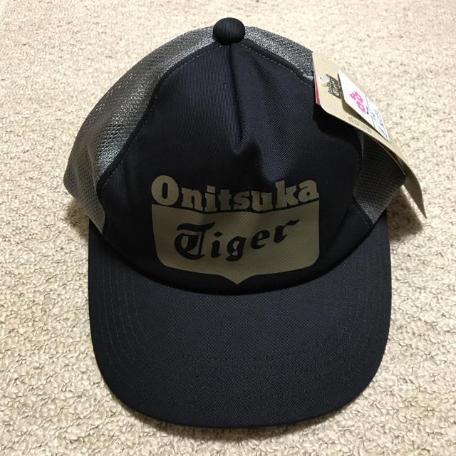 71437a8b6c5 Onitsuka Tiger - Onitsuka Tiger キャップの通販 by 香蘭SK s shop ...