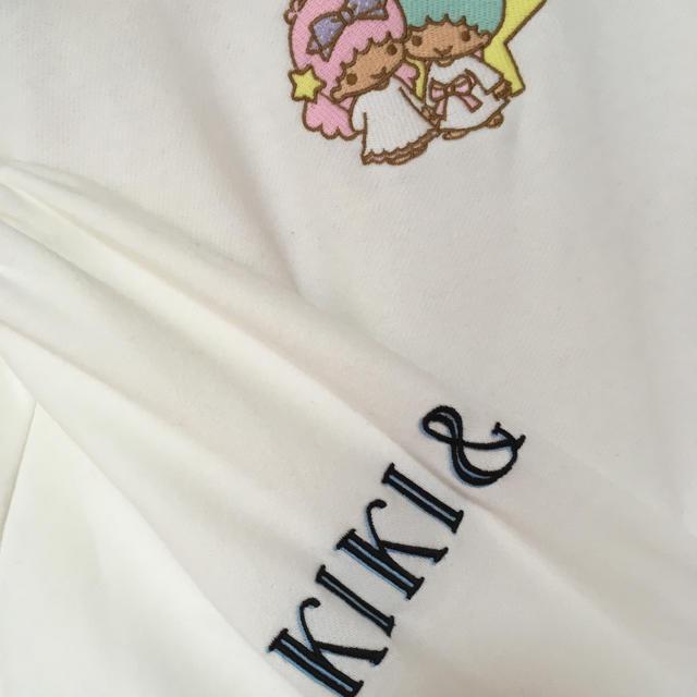 しまむら(シマムラ)のキキララ スウェット レディースのトップス(トレーナー/スウェット)の商品写真
