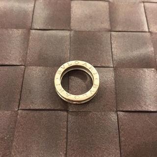 ブルガリ(BVLGARI)のBVLGARI ブルガリ ビーゼロワン リング(リング(指輪))