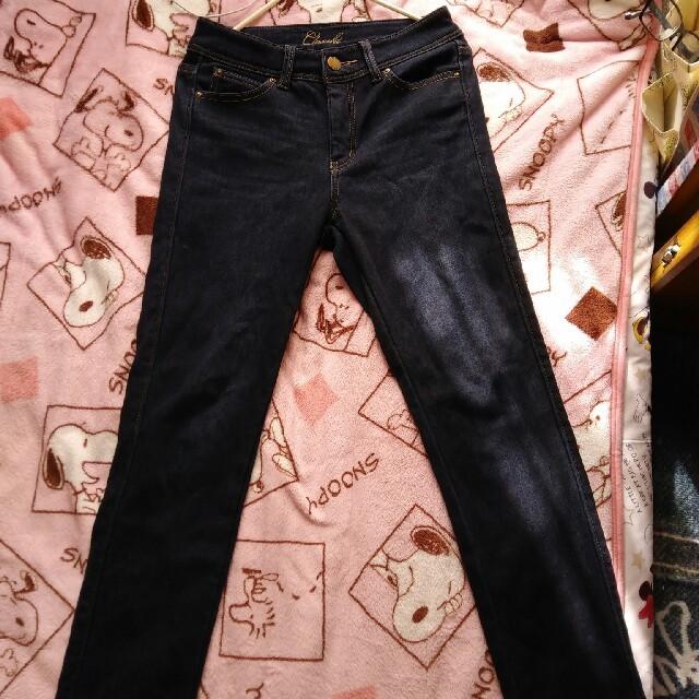 しまむら(シマムラ)のしまむら 裏地あったかパンツ レディースのパンツ(デニム/ジーンズ)の商品写真