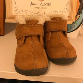 MUJI (無印良品) - 無印良品 子供 ブーツ 13.0