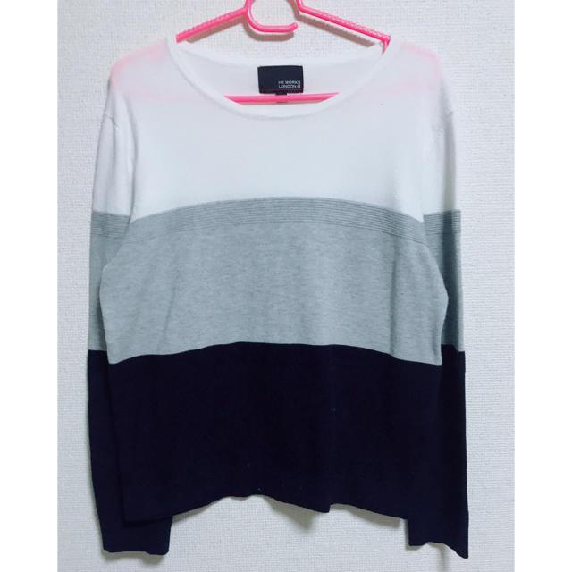 しまむら(シマムラ)の薄手セーター レディースのトップス(ニット/セーター)の商品写真