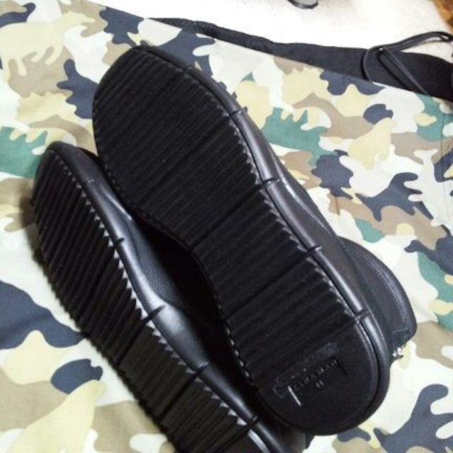 ZARA(ザラ)のZARA MANモックブーツ yeezyエルビラY'sヨウジヤマモトユニフ メンズの靴/シューズ(ブーツ)の商品写真