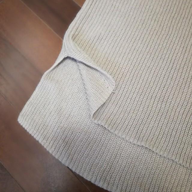 GU(ジーユー)のノースリーブセーター レディースのトップス(ニット/セーター)の商品写真