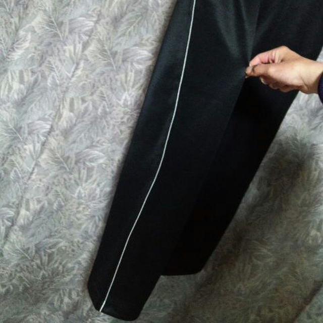ZARA(ザラ)のZARA MANサイドラインジャージパンツY'sヨウジヤマモトHARE メンズのパンツ(その他)の商品写真