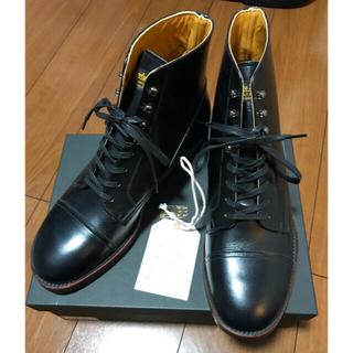 キャリー(CALEE)のCalee Lace Up Boots サイズ9 新品未使用(ブーツ)