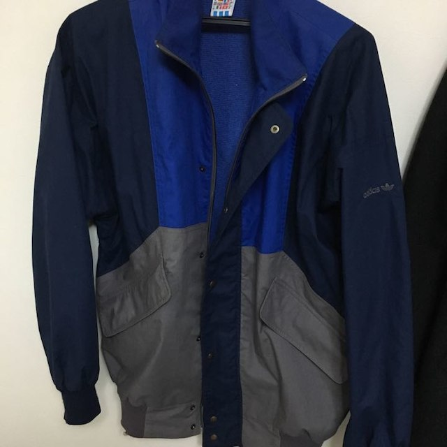 adidas(アディダス)のadidas 80s 古着 ジャケット メンズのジャケット/アウター(ブルゾン)の商品写真