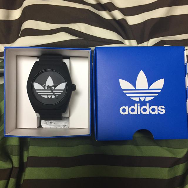 adidas(アディダス)のadidas 腕時計 メンズ メンズの時計(腕時計(アナログ))の商品写真