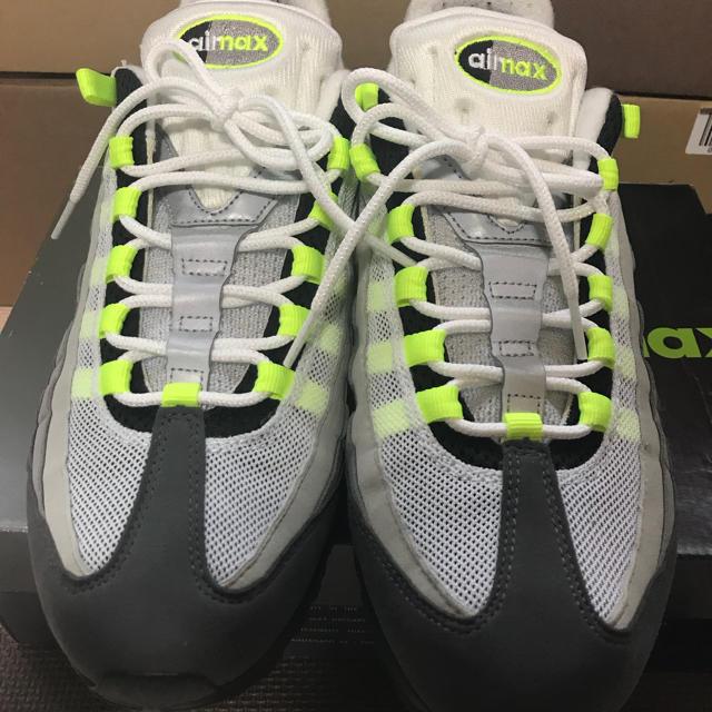 NIKE(ナイキ)のNIKE AIRMAX95 OG 28.5cm メンズの靴/シューズ(スニーカー)の商品写真