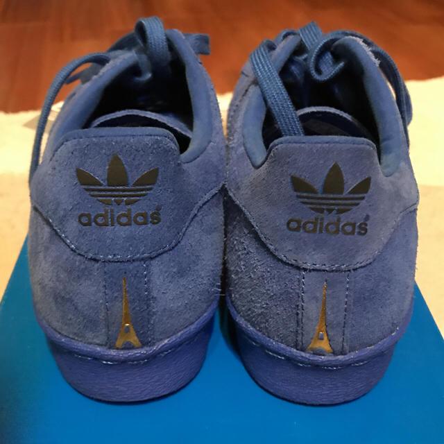 adidas(アディダス)のadidas superstar Pari アディダス スーパースター 26.5 メンズの靴/シューズ(スニーカー)の商品写真
