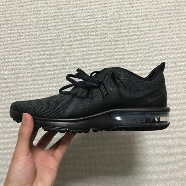 NIKE(ナイキ)のNIKE エアマックス シークエント 3 メンズの靴/シューズ(スニーカー)の商品写真