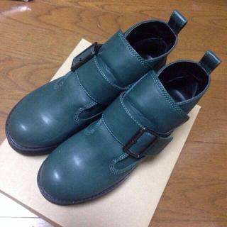カスタネ(Kastane)のkastane✴︎厚底ブーツ(ブーツ)