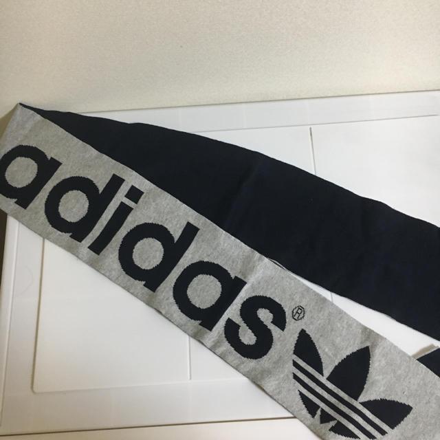 adidas(アディダス)のadidas マフラー メンズのファッション小物(マフラー)の商品写真