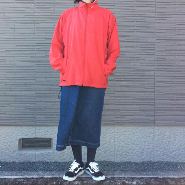 NIKE(ナイキ)のNIKE ナイキ ナイロンジャケット ヴィンテージ メンズのジャケット/アウター(ナイロンジャケット)の商品写真