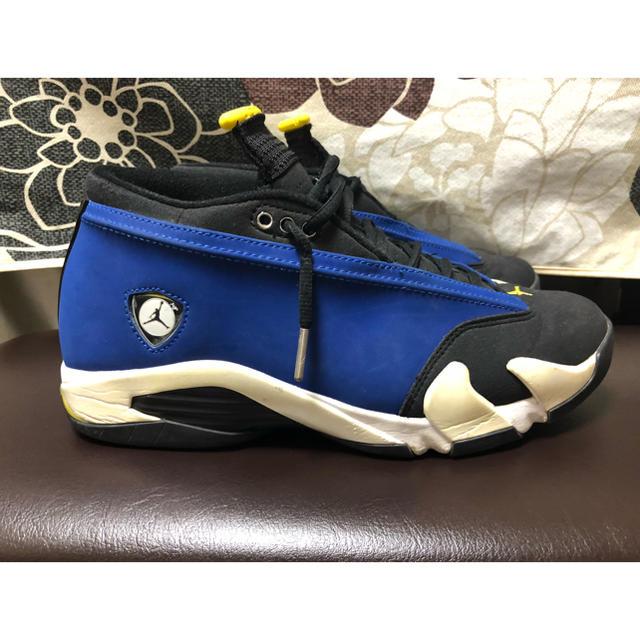 "NIKE(ナイキ)のAir Jordan 14 ""Laney"" メンズの靴/シューズ(スニーカー)の商品写真"