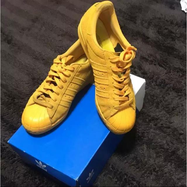adidas(アディダス)のadidas SUPERSTAR CITY  メンズの靴/シューズ(スニーカー)の商品写真
