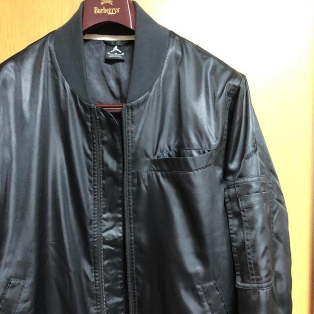 NIKE(ナイキ)の ナイキ エア ジョーダン MA-1ジャケット   メンズのジャケット/アウター(ミリタリージャケット)の商品写真