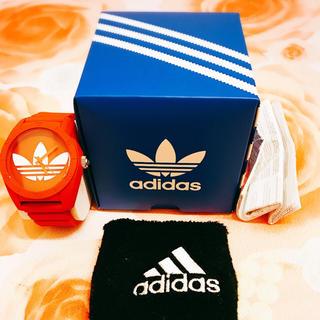 アディダス(adidas)のadidas 時計 新品未使用‼️(腕時計)