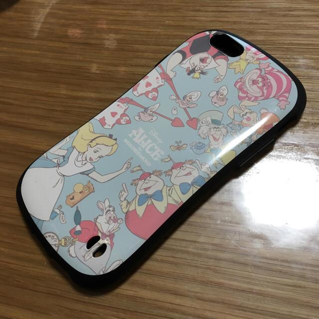 Disney(ディズニー)のiPhone6 6s iFace不思議の国のアリス スマホ/家電/カメラのスマホアクセサリー(iPhoneケース)の商品写真