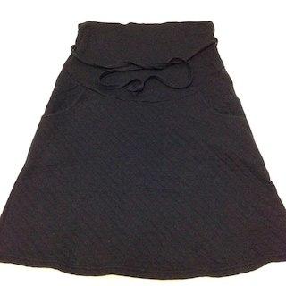 ムジルシリョウヒン(MUJI (無印良品))の無印良品 マタニティーウェア スカート 妊婦服(マタニティボトムス)