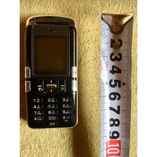 エヌティティドコモ(NTTdocomo)のdocomoムーバSO2131(携帯電話本体)