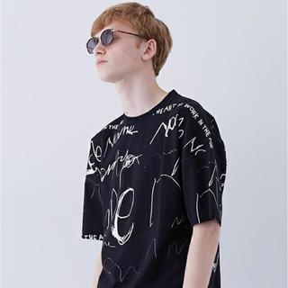 ステュディオス(STUDIOUS)のName. 総柄ビッグTEE(Tシャツ/カットソー(半袖/袖なし))