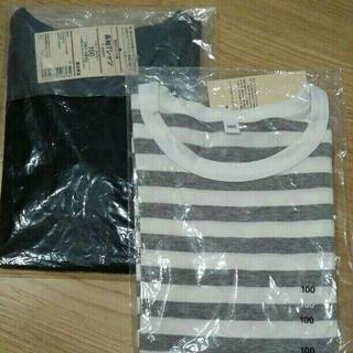 ムジルシリョウヒン(MUJI (無印良品))の無印良品 毎日のこども服 100(Tシャツ/カットソー)