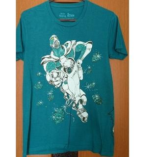 アルトラバイオレンス(ultra-violence)のジョジョ×ultra-violence ハイエロファントグリーン Tシャツ(Tシャツ/カットソー(半袖/袖なし))