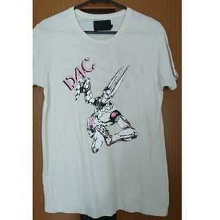 アルトラバイオレンス(ultra-violence)のジョジョ×ultra-violence D4C Tシャツ(Tシャツ/カットソー(半袖/袖なし))