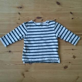 ムジルシリョウヒン(MUJI (無印良品))の無印 ボーダーTシャツ(Tシャツ)