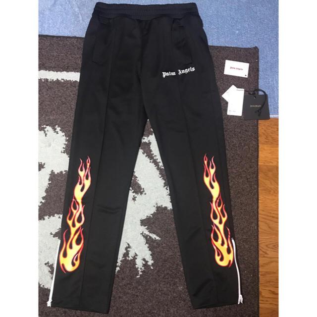 Supreme(シュプリーム)の palm angels トラックパンツ track pants メンズのトップス(ジャージ)の商品写真