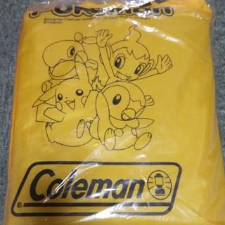 コールマン(Coleman)のコールマン ポケモンのレジャーシート150×150センチ(アウトドアテーブル)