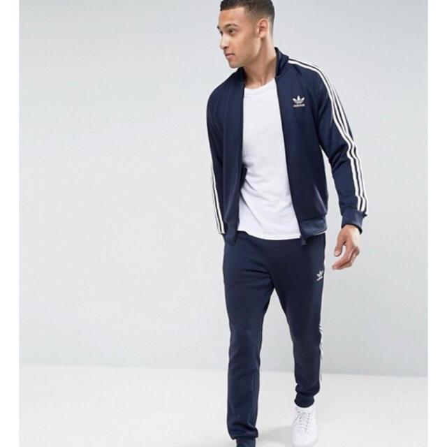 adidas(アディダス)の【 Lサイズ】新品タグ付 adidas originals トラックジャケット メンズのトップス(ジャージ)の商品写真