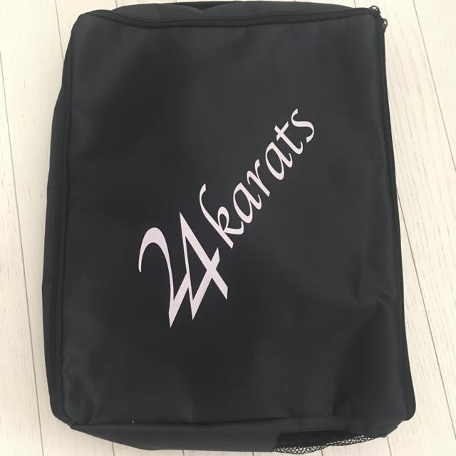 24karats(トゥエンティーフォーカラッツ)の24karatsジャージ ベロア赤 ケース付 メンズのトップス(ジャージ)の商品写真