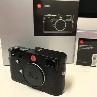 ライカ(LEICA)のライカ Leica M typ240 &SUMMICRONレンズ2本セット売り①(デジタル一眼)