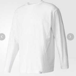 アディダス(adidas)の半額以下 送料込 adidas long sleeve(Tシャツ/カットソー(七分/長袖))