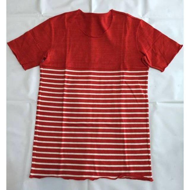 wjk(ダブルジェーケー)の新品 定価17280円 1 piu 1 uguale 3 カットソー Tシャツ メンズのトップス(Tシャツ/カットソー(半袖/袖なし))の商品写真