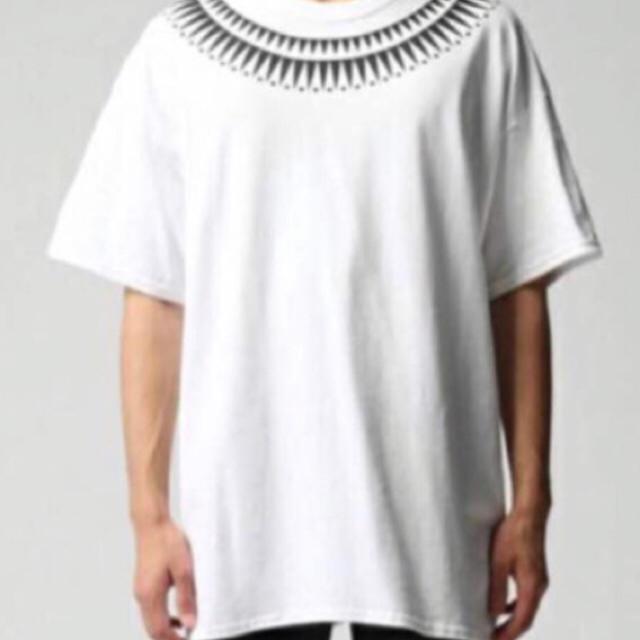 UNDERCOVER(アンダーカバー)のアンダーカバー限定 GIZ柄Tシャツ新品正規WHITE Mサイズ メンズのトップス(Tシャツ/カットソー(半袖/袖なし))の商品写真