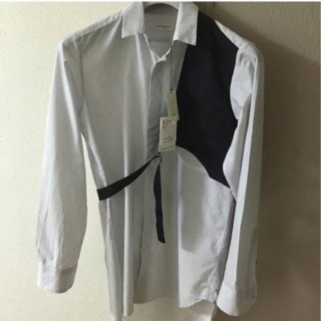 DRIES VAN NOTEN(ドリスヴァンノッテン)のSUPER JUNIOR ウニョク着用 dries van noten シャツ メンズのトップス(シャツ)の商品写真