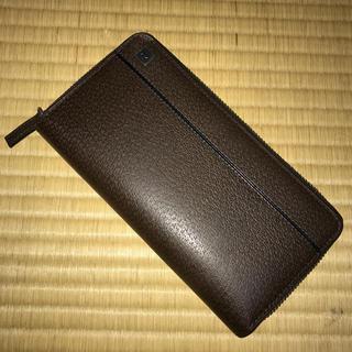 カルバンクライン(Calvin Klein)のカルバン・クライン ラウンドファスナー財布(長財布)